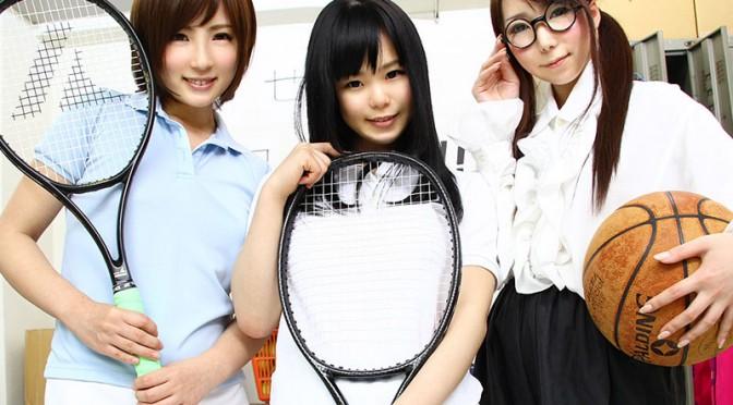 パンツ学園 第三話 – 愛代さやか 大城かえで 幸田裕子 桂希ゆに・・の豪華競演なのです